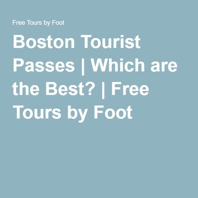 Boston Go Card Vs. Boston City Pass Vs. Other Passes