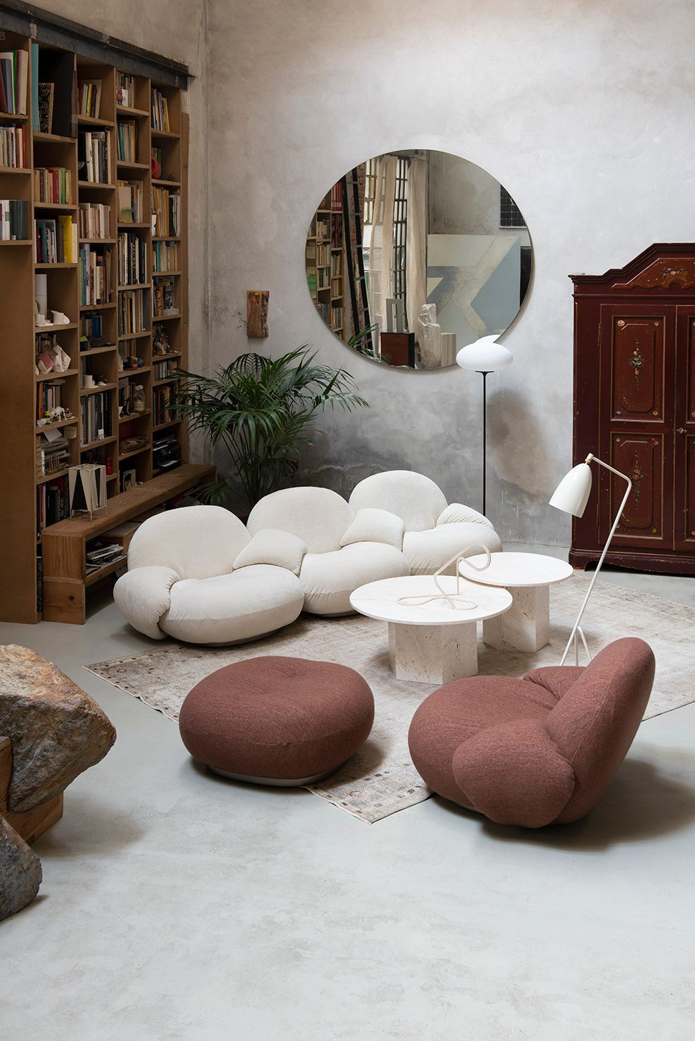 GUBI Releases New Pacha Designs by Pierre Paulin