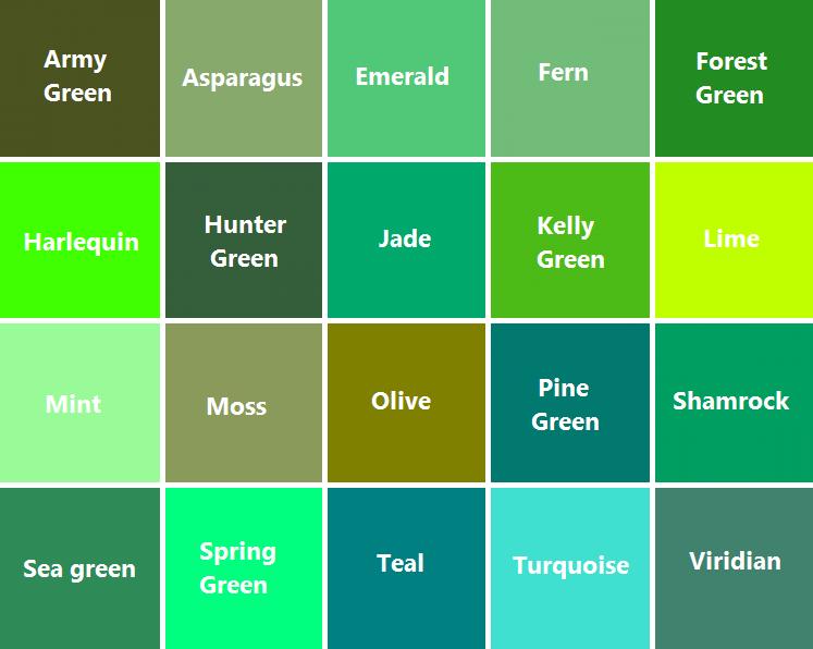 helle farbe f r logo jade spring green dunkle farbe f r schrift pine green teal farben. Black Bedroom Furniture Sets. Home Design Ideas