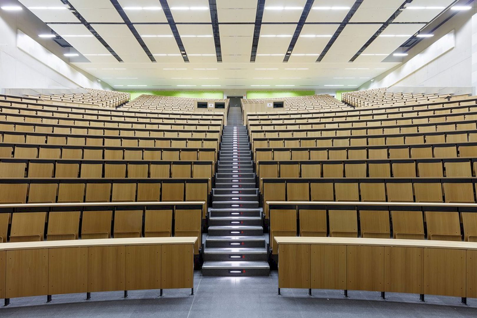 C A R L One Of The Largest And Most Modern Lecture Hall Centers In Europe Lectures Hall Hall Modern
