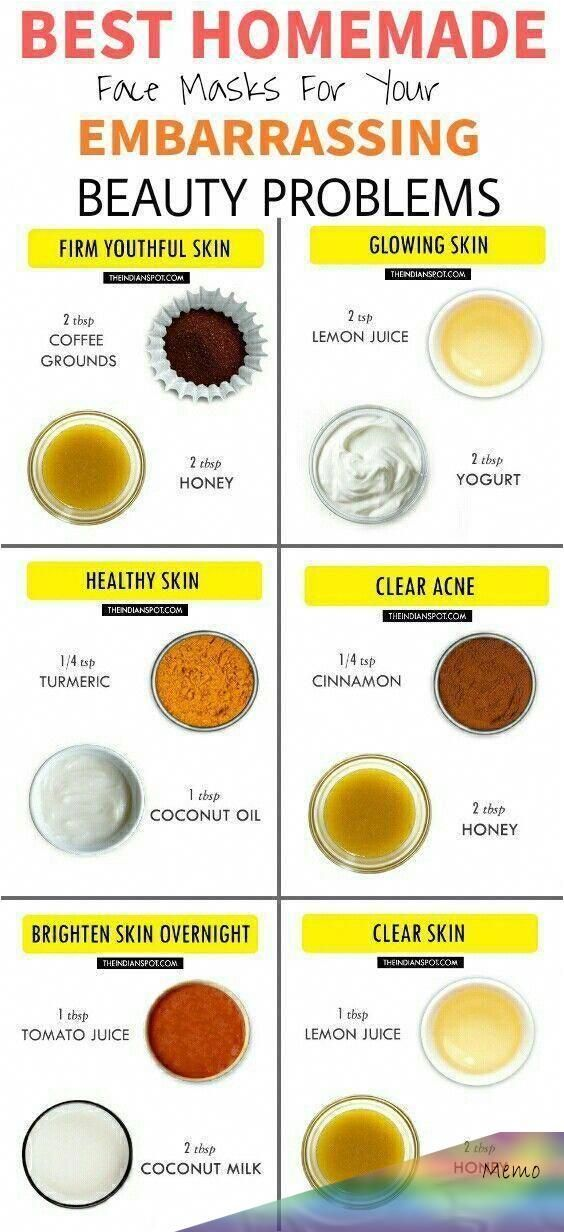 Photo of A facial mask can work wonders for the skin, and you can either book a spa appoi… – Masque