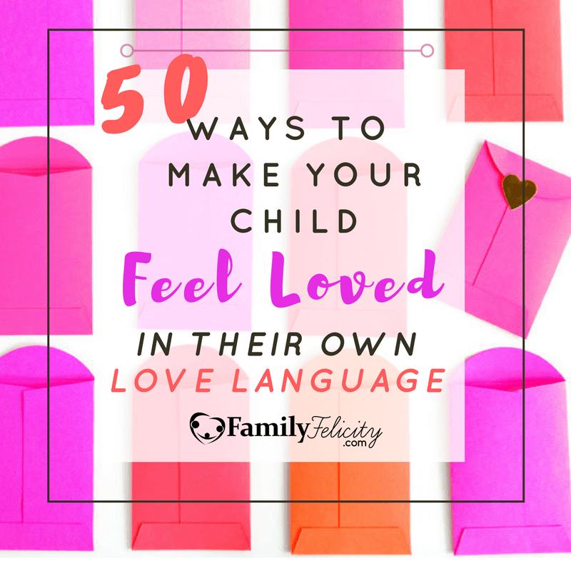 Love Language 50 Simple Ways To Speak Your Childs Love -8694