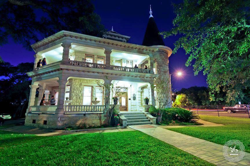 Caswell House, Austin, Texas Austin wedding venues