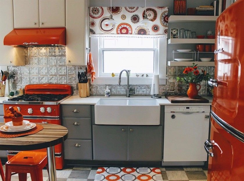 How to Mix Colorful Kitchen Appliances and not Muck It Up ...