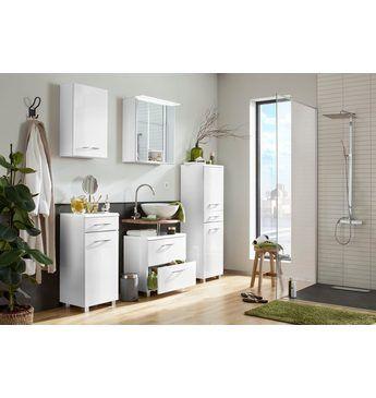 Held Möbel Spiegelschrank »Bardolino« mit LED Beleuchtung Jetzt - spiegel badezimmer mit beleuchtung