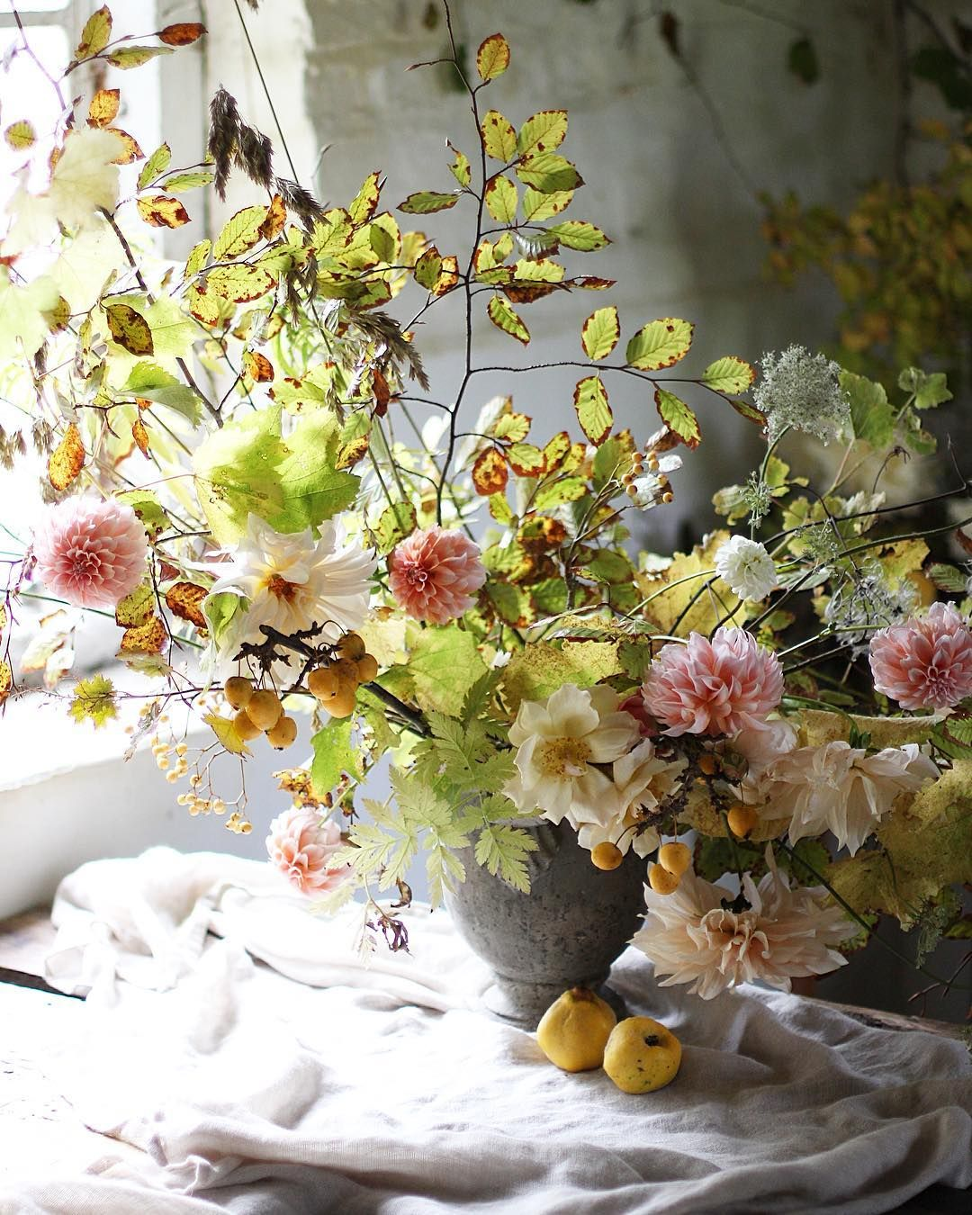 The 1 1 Dates Are Slowly Filling Up Last Season I Had To Turn Down So Many Enquiries And Large Floral Arrangements Wedding Flowers Summer Flower Centerpieces