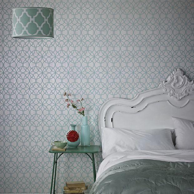 Papel pintado leroy merlin dormitorio pinterest for Papel pintado leroy merlin