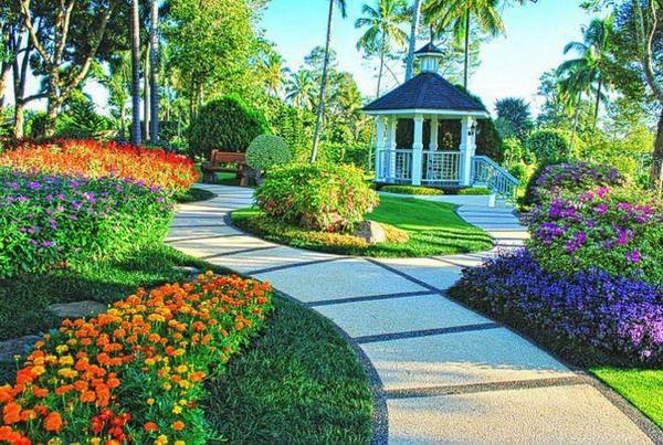 garden of eden philippines beautiful gardens garden on attractive tropical landscaping ideas id=94891