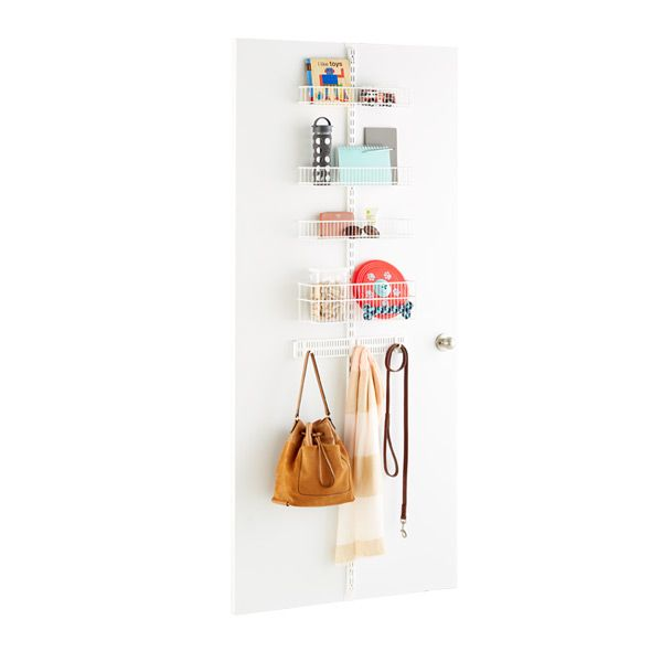 Making The Most Of Your College Dorm Space Wall Racks Rack Solutions Drop Zone