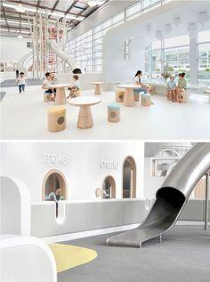 16 Play School Interior Design Ideas