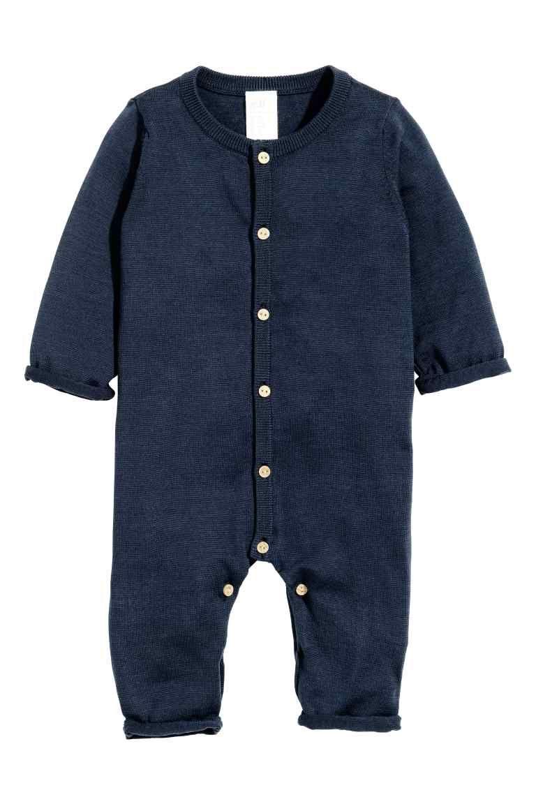 ff79ea32a5b Silk-blend romper suit