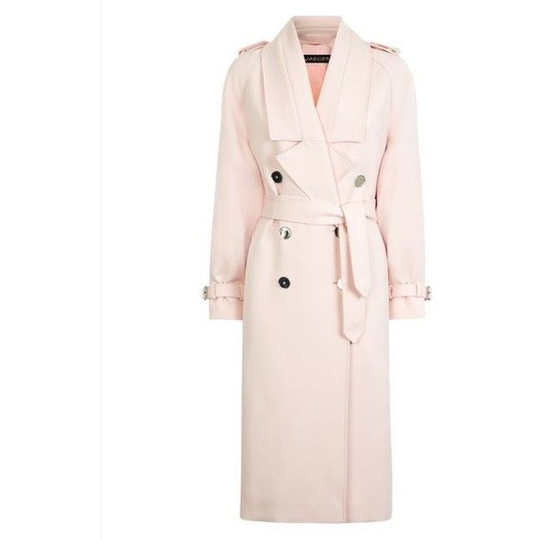 Jaeger Jaeger Piping Detail Overcoat (1.729.765 COP) ❤ liked on ...