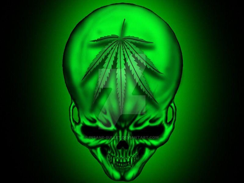 Trippy wallpapers Marijuana Wallpaper 843334 1024x768