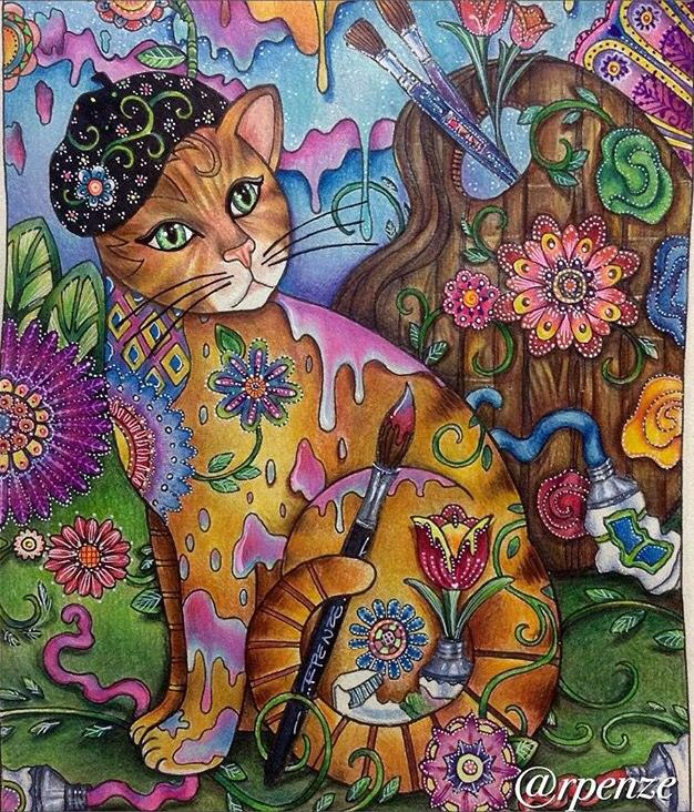 Inspirational coloring pages by and like omg get some yourself some pawtastic adorable cat shirts cat socks and other cat apparel by tapping the pi