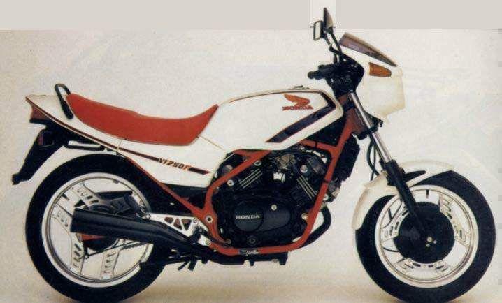 Otro recuerdo de mi adolescencia: La Honda VT250F | Motos