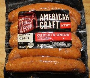 1 00 Off One Hillshire Farm American Craft Sausage Coupon Smoked Sausage Sausage Hillshire Farm