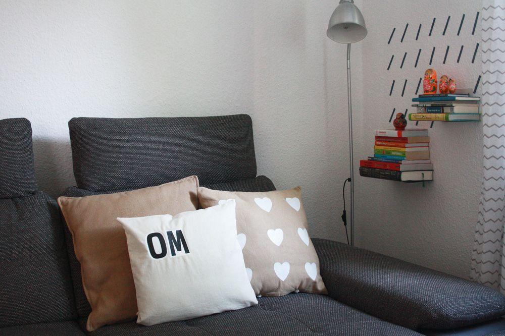 kissen bedrucken b gelbild schrift aus plastikt te diy pinterest plastik kissen. Black Bedroom Furniture Sets. Home Design Ideas
