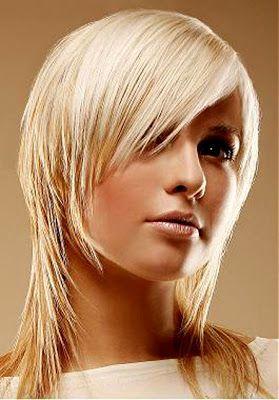 مجموعه صور قصات شعر و تسريحات شعر للبنات 2013 عرب كوول ازياء Medium Hair Styles Hair Styles Colored Hair Tips
