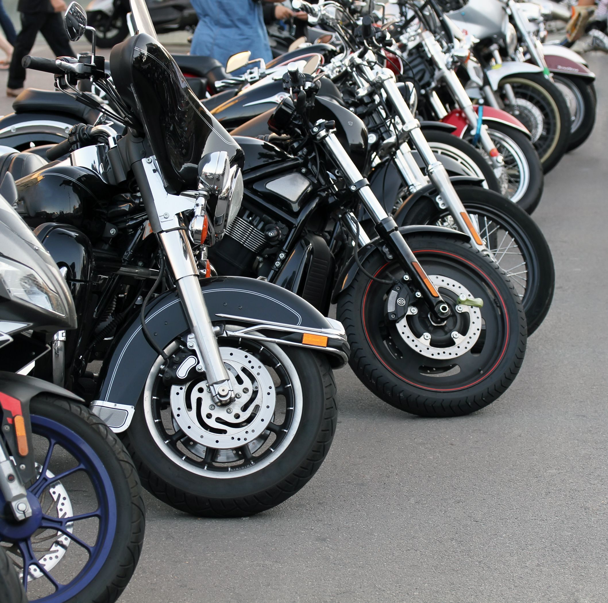 Attending A Motorcycle Rally Is Now Easier Than Ever Get A Free
