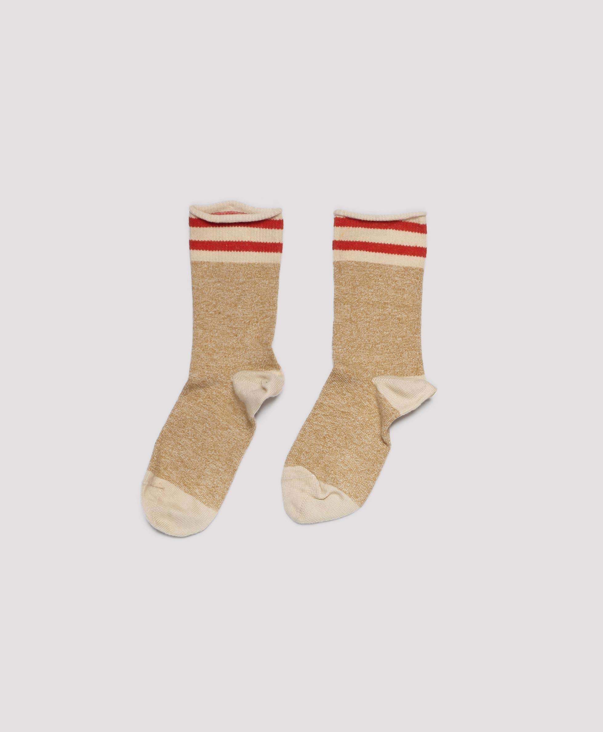 Sport Sock Warm Sand Caramel Baby & Child Kids