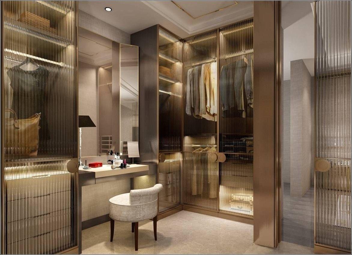 25+ Best Modern Dressing Rooms For Women Style | Dressing ...