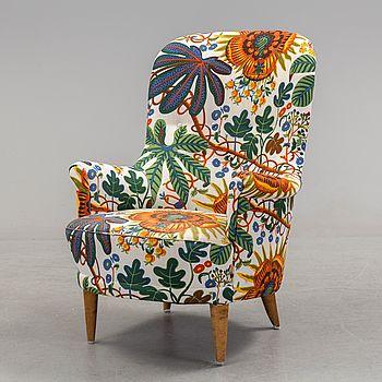 CARL MALMSTEN, A 'Marino' easy chair by Carl Malmsten, mid 20th century. - Bukowskis