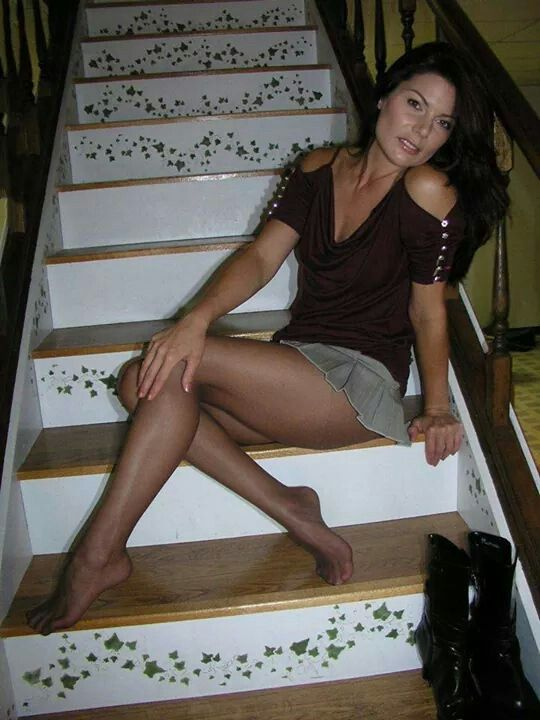 Photo amateur japanese in pantyhose