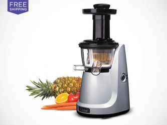 Tribest Fruitstar Vertical Juicer + Free Shipping... Value Price $379.95... Today Only $200.00... WOW !!