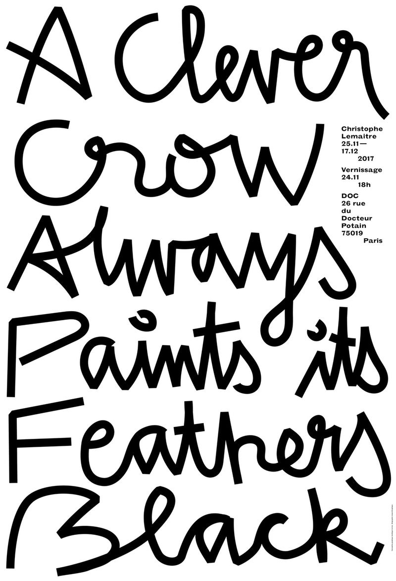 Looking for: A Clever Crow Will Always Paint Its Feathers