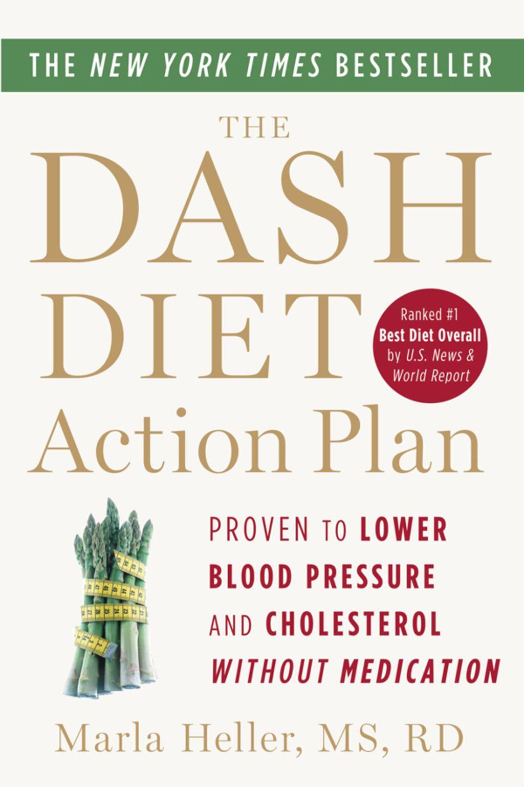 The DASH Diet Action Plan (eBook) Dash diet book, Dash