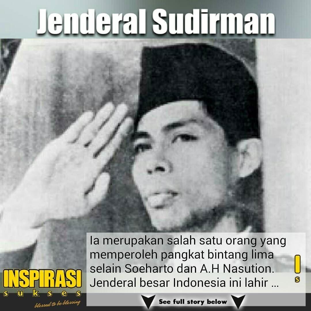 Gambar Pahlawan Jenderal Soedirman