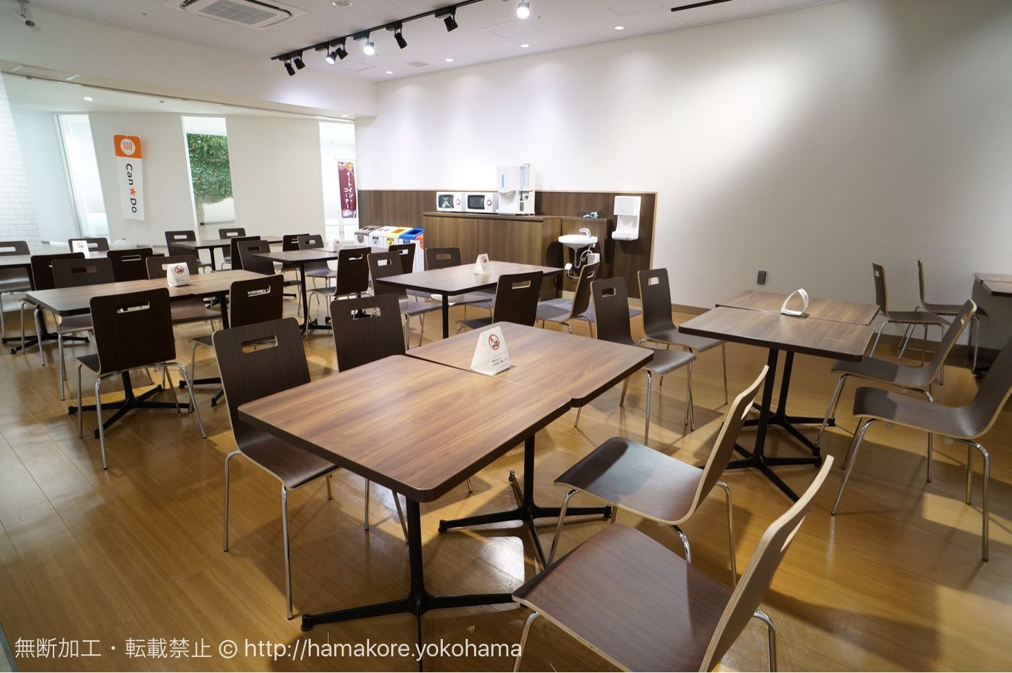 Ok みなとみらい店のフードコートが2月10日オープン Ok直営焼肉店 和 やオーケー食堂 旬 フードコート 食堂 みなとみらい