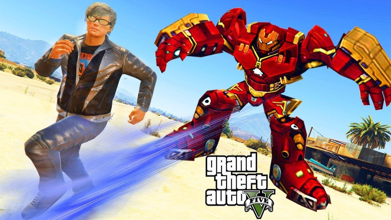 How To Get Iron Man Mod In Gta 5
