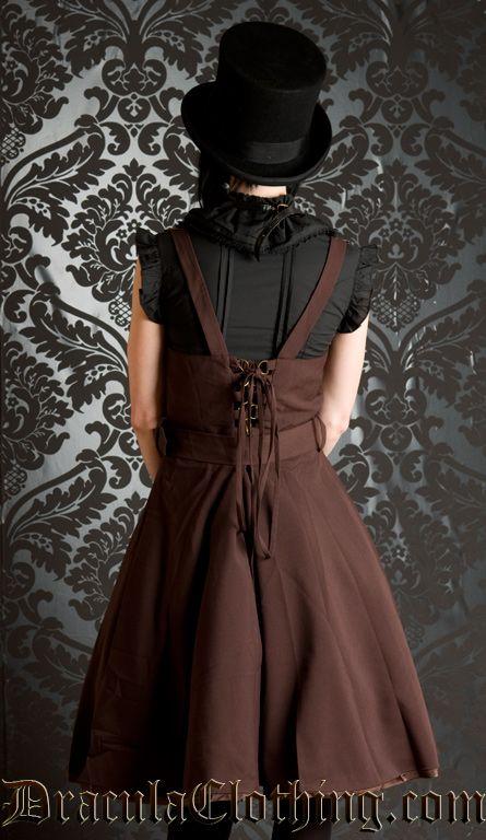 Military Steampunk Dresses