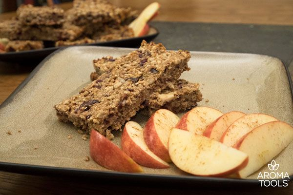 These granola bars are not only delicious and filling, but they also provide your body with fiber and protein. They are the perfect item to pack in lunches for school or work. They also make a grea...