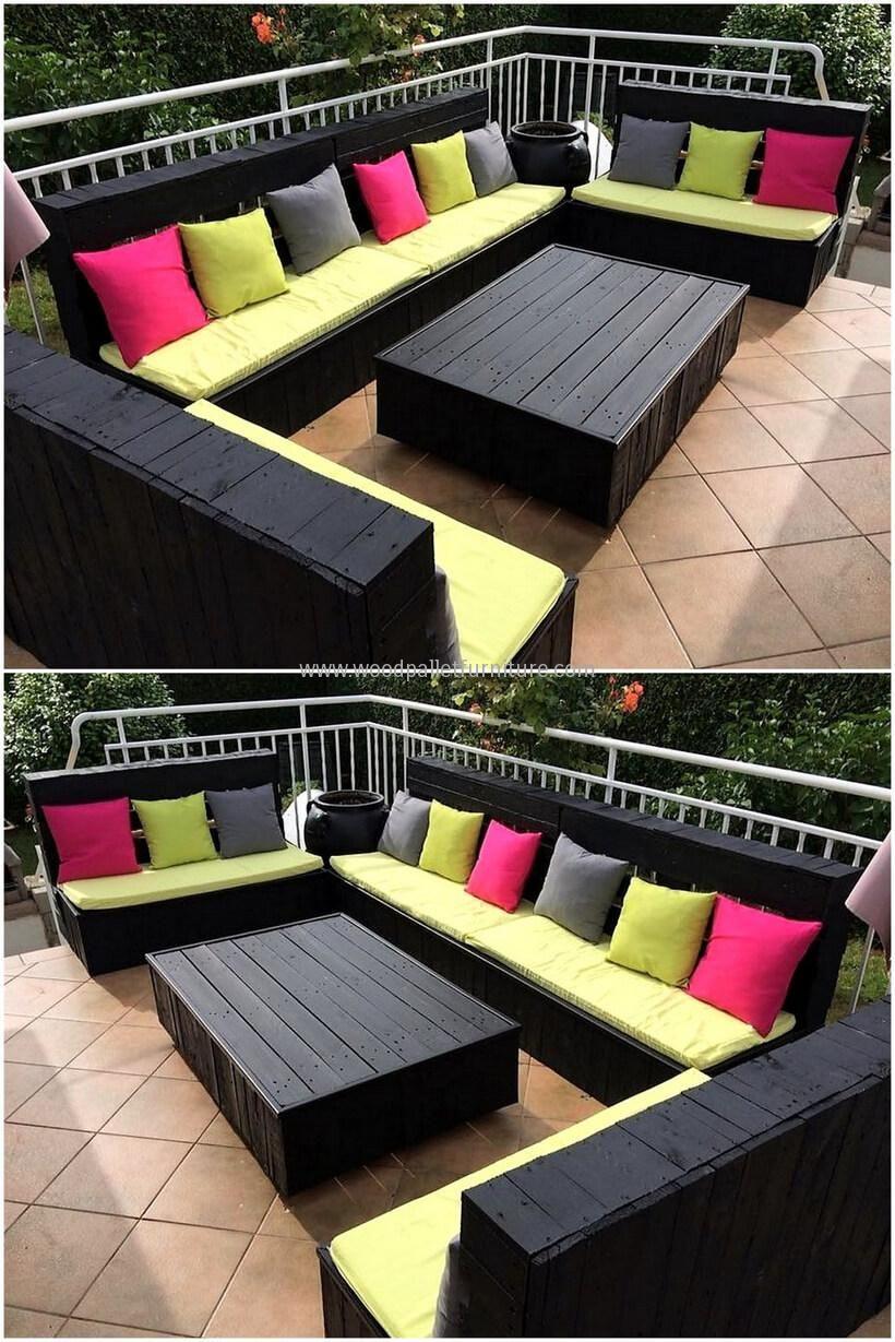 Creative Diy Wood Pallet Ideas Misc. Garden & Outdoor