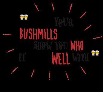 Bushmills Irish Honey Lemonade