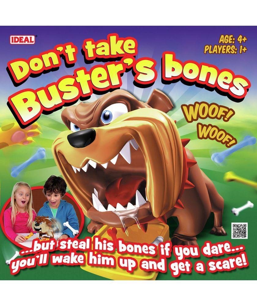 Buy Don T Take Buster S Bones Board Game At Argos Co Uk