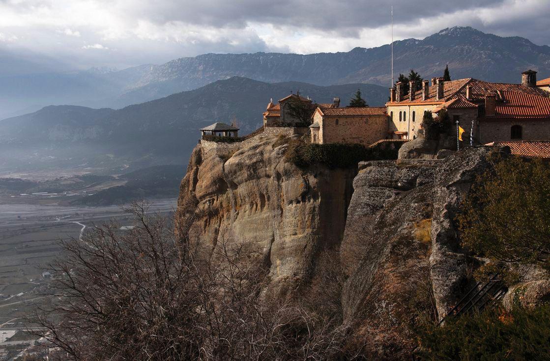 Meteora mobili ~ Meteora greece monastères des météores meteora monastery