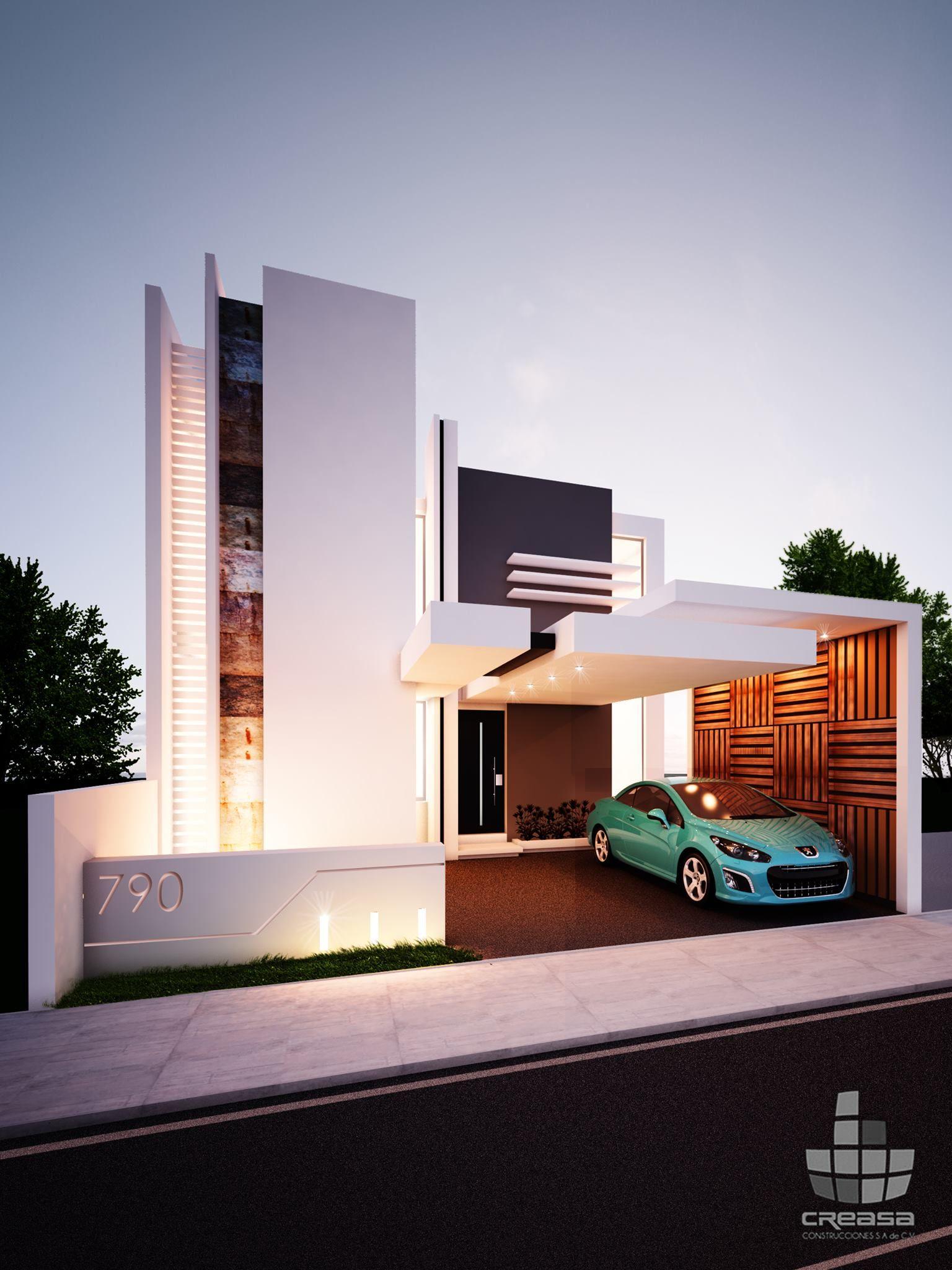 Creasa | House | Pinterest | Architektur, Hauseingang und Moderne häuser