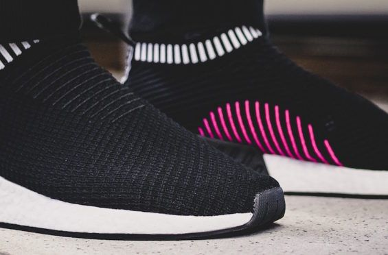 finest selection 39568 7019e http   SneakersCartel.com The adidas NMD City Sock 2 Primeknit Shock Pink