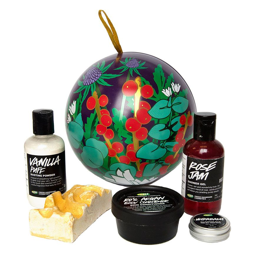 Lush winter garden gift package with images garden