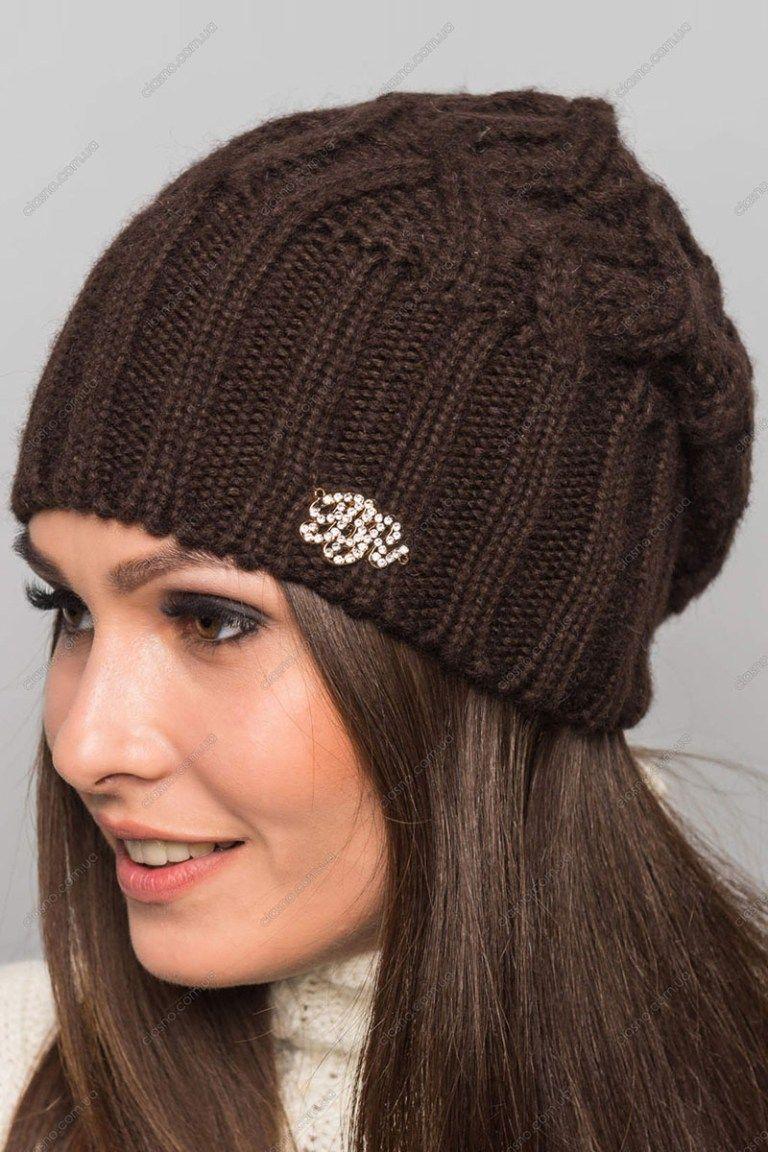 модные женские шапки зимние тренды 2017 2018 Knit Hats Part 2