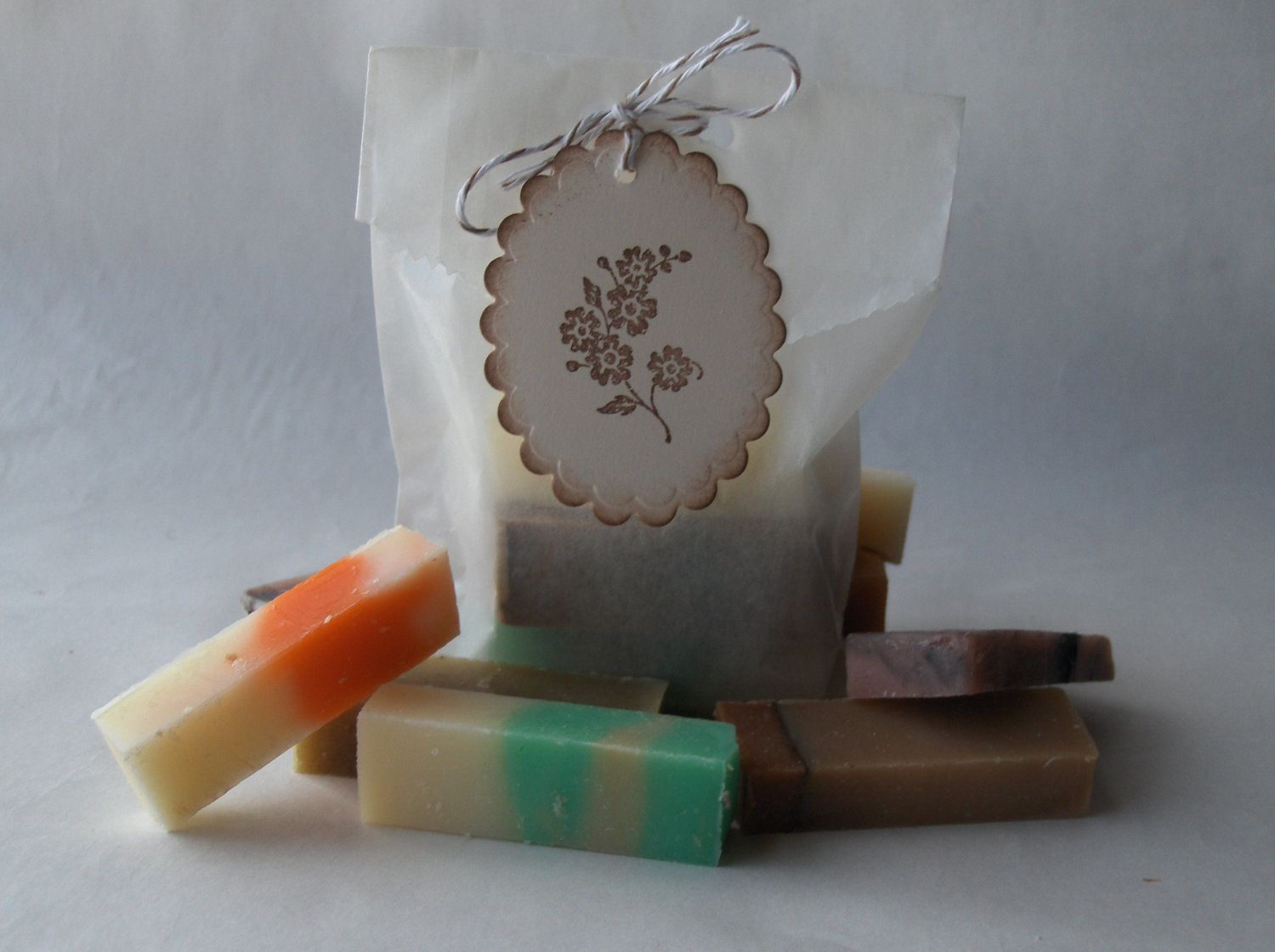 Vermont Made Artisan Soap Sampler All Natural Handcrafted