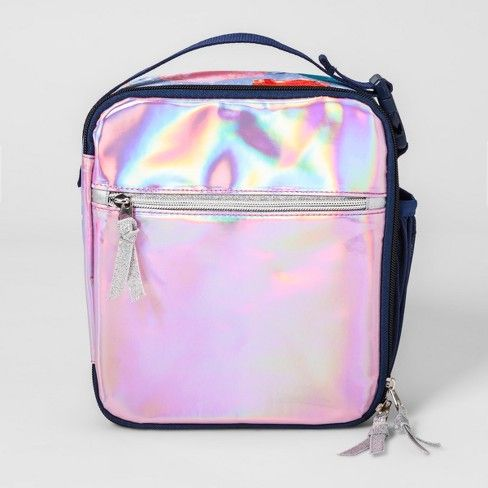 a22bff5138f Lunch Bag Space - Cat   Jack, Pink   Elementary School Years   Lunch ...