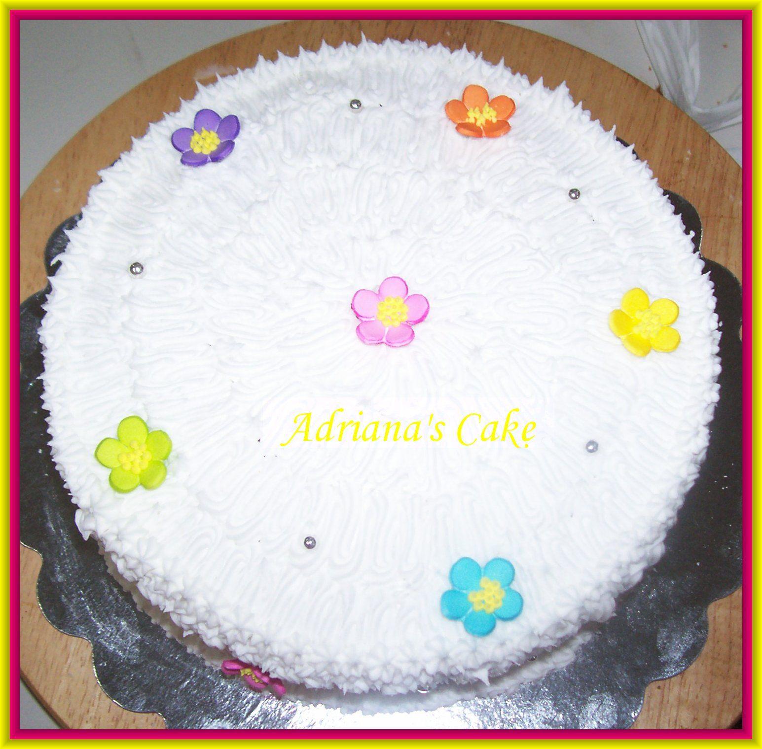 My First Cake!!!