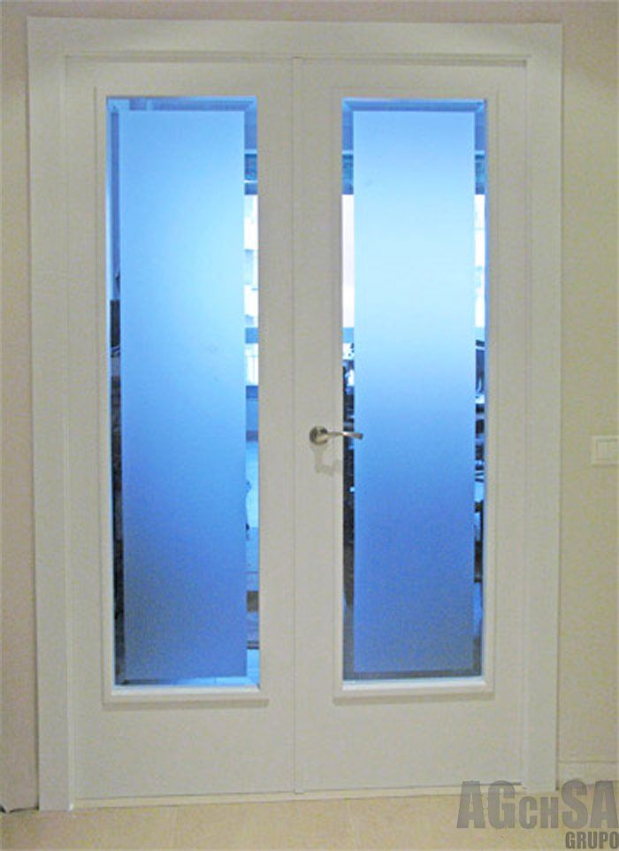 Puerta De Salón Con Dos Hojas Puertas Interiores Puertas De Aluminio Blanco Puertas De Aluminio