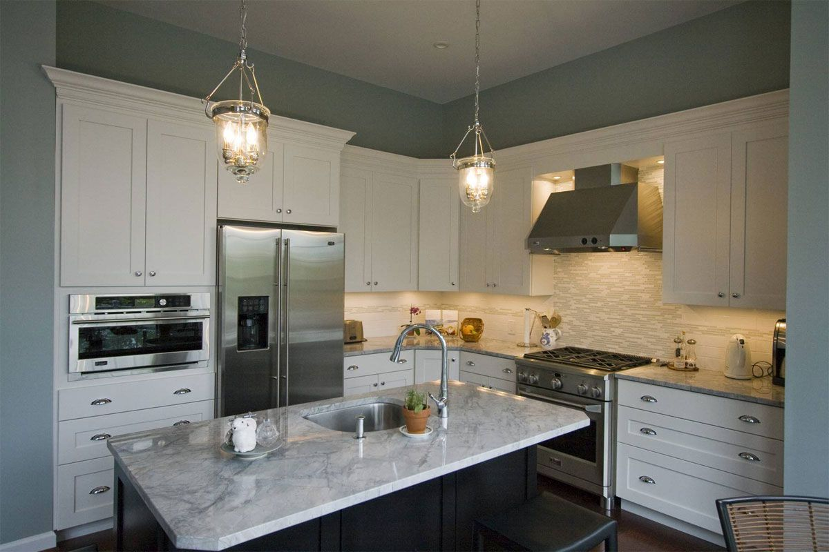 Mid Size Kitchen Design Best Interior House Paint Check More At Http Mindlessapparel Com Mid Size Kitchen Des Kitchen Design Kitchen Remodel Medium Kitchen Medium sized kitchen designs