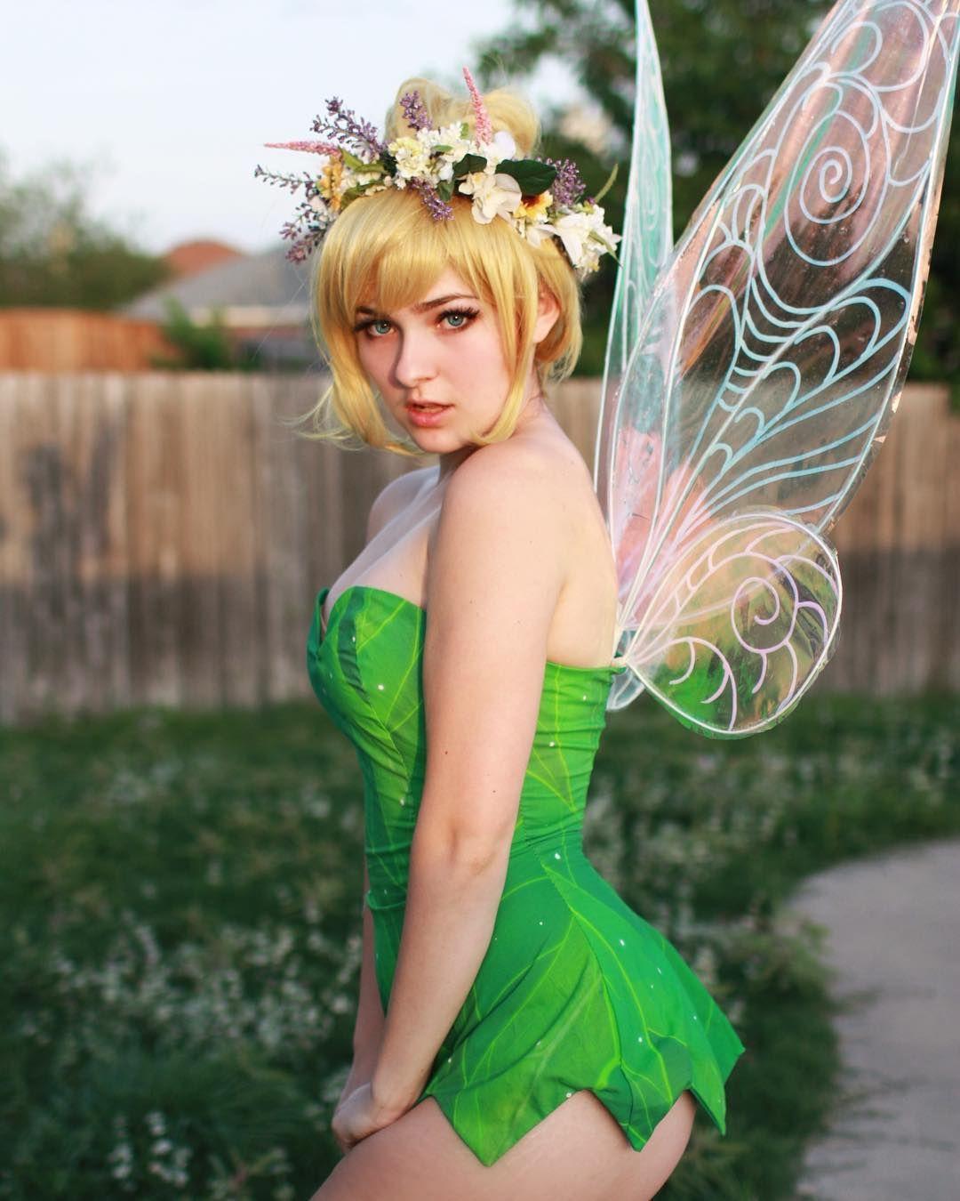 OMGcosplay - Tinker Bell - Cosplay - Peter Pan   Tinker Bell ...