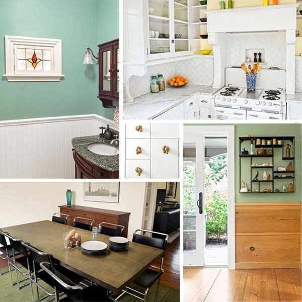 Low-Cost Custom Details From Design Pros' Own Homes